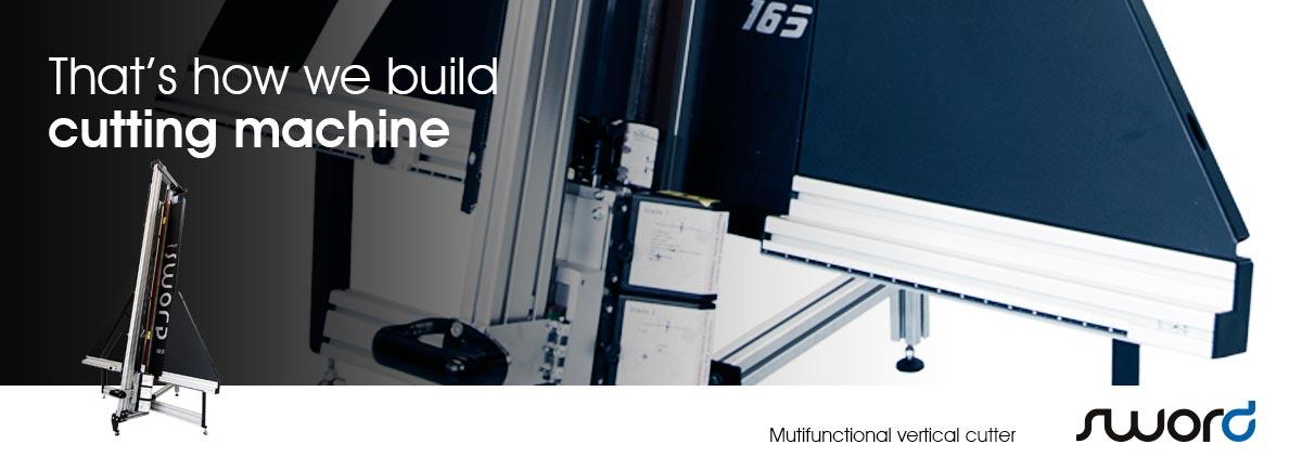 Multifunctional vertical cutter neolt factory
